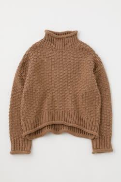 BUMPY Knit Top