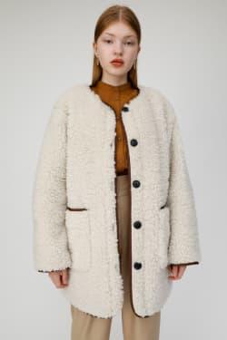 REVER BOA coat