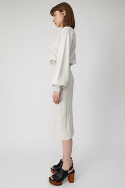 BLOUSING KNIT Dress