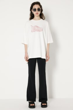 STUDIOWEAR SNEAKERS BIG T-shirt