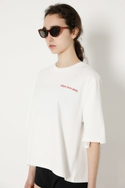 SW EMBROIDERY T-shirt