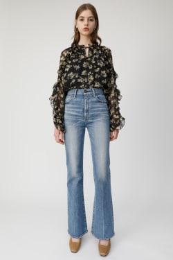 DENSE FLOWER blouse