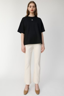 DOUBLE SHORT SLEEVE T-SHIRT MOUSSY