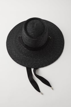 RIBBON STRAP BLADE Hat