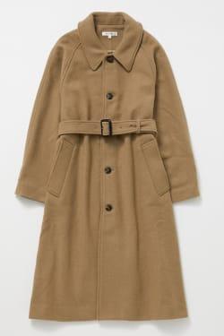BAL COLLAR long coat
