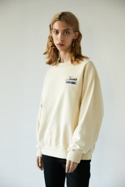 EMBROIDERY LOGO PULLOVER