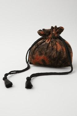 DRAWSTRING TIE DYE bag