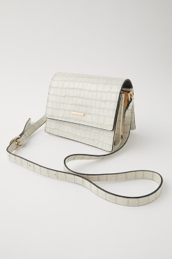 ACCORDION SHOULDER bag