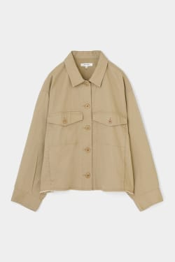 COTTON MILITARY SHIRT