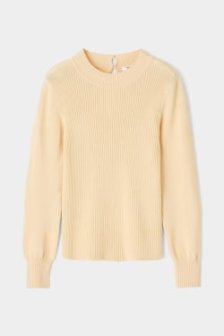 SPRING CREW NECK SWEATER