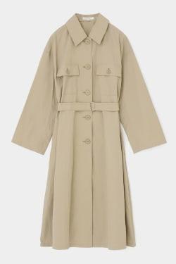 NYLON WASHER OVERSHIRT Coat