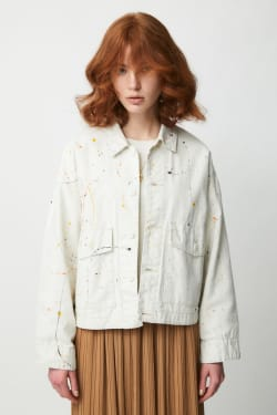 SPLASH UTILITY jacket