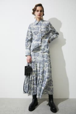 TOILE DE JOUY skirt