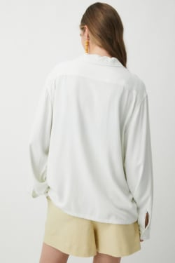 MESSAGE EMBROIDERY SHIRT