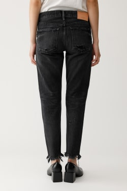 MOUSSY VINTAGE Kelley Tapered BLK