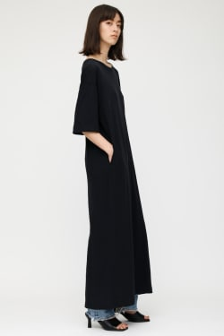 MV COTTON LINEN MAXI DRESS