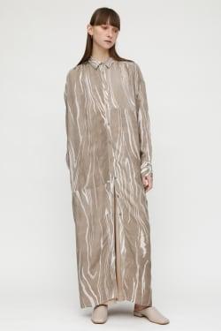 MV DRAWING SHIRTS DRESS