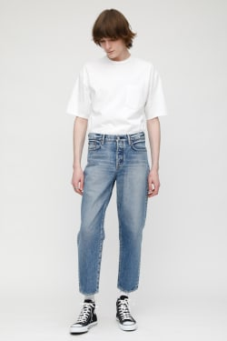 MVM PERKINS WIDE TAPERED JEANS
