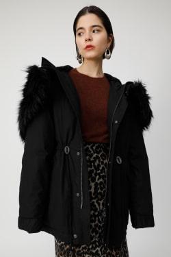 CORDURA BIG HOODIE Down coat