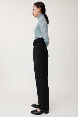 HIGH WAIST TUXEDO Pants