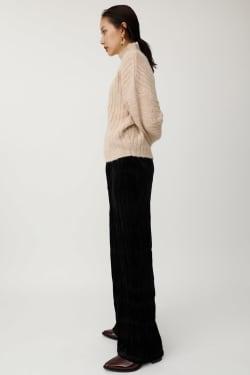 WRINKLE VELVET Pants
