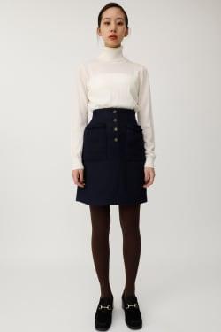 STANDARD ROLL NECK sweater