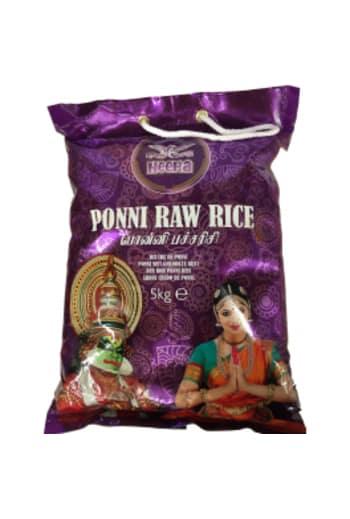 Heera Ponni Raw Rice