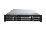 "Dell PowerEdge R720 1x8 3.5"", 2 x E5-2650 v2 2.6GHz Eight-Core, 64GB, 8 x 6TB SAS, PERC H710, iDRAC7 Enterprise"