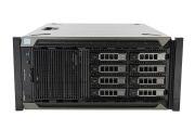 "Dell PowerEdge T440-R 1x8 3.5"", 2 x Gold 5118 2.3GHz Twelve-Core, 96GB, 8 x 10TB SAS 7.2k, PERC H730P, iDRAC9 Basic"