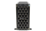 "Dell PowerEdge T440 1x16 2.5"", 2 x Silver 4110 2.1GHz Eight-Core, 32GB, 4 x 1.2TB SAS 10k, PERC H730P, iDRAC9 Basic"