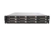 Dell PowerVault MD3200i iSCSI 12 x 8TB SAS 7.2k