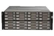 "Dell Equallogic PS6100E LFF 1x24 iSCSI SAN 24 x 4TB 3.5""  SAS HDD"
