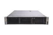 HP Proliant DL380 Gen9 1x8, 2 x E5-2620 v3 2.4GHz Six-Core, 32GB, 2 x 300GB SAS, P440ar, iLO4 Standard