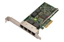 Dell Broadcom 5719 1Gb Quad Port Full Height Network Card - KH08P - Ref