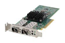 Dell Broadcom 57404 25Gb SFP28 Dual Port Low Profile Network Card - 4GMN7 - Ref