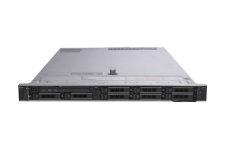"Dell PowerEdge R640 1x8 2.5"", 2 x Silver 4110 2.1GHz Eight-Core, 32GB, 8 x 900GB 10k SAS, H730, iDRAC9 Enterprise"