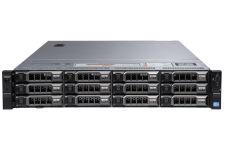 "Dell PowerEdge R720xd 1x12 3.5"", 2 x E5-2670 v2 2.5GHz Ten-Core, 64GB, 12 x 3TB 7.2k SAS, PERC H710, iDRAC7 Express"