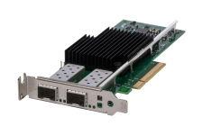 Dell Intel X710-DA2 10Gb SFP+ Dual Port Low Profile Network Card - 5N7Y5 - Ref