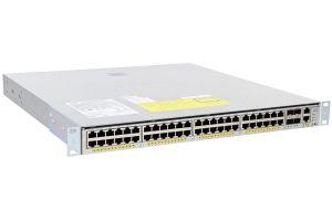 Cisco Catalyst WS-C4948E-F-E Switch w/ Enterprise Licence & 1x PSU