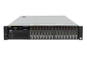 """Dell PowerEdge R830 1x16 2.5"""" SAS, 4 x E5-4620 v4 2.1GHz Ten-Core, 128GB, 16 x 1.2TB SAS 10k, PERC H730P, iDRAC8 Enterprise"""