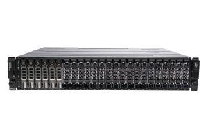 Dell PowerVault MD3220i - 6 x 2TB 7.2k SAS