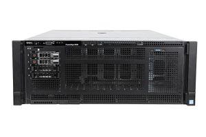 "Dell PowerEdge R930 1x4 2.5"" SAS, 4 x E7-8880 v3 2.3GHz Eighteen-Core, 128GB, 2 x 300GB SAS 15k, PERC H730P, iDRAC8 Enterprise"