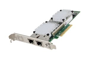 HP 530T 10Gb Dual Port Full Height Network Card - 657128-001