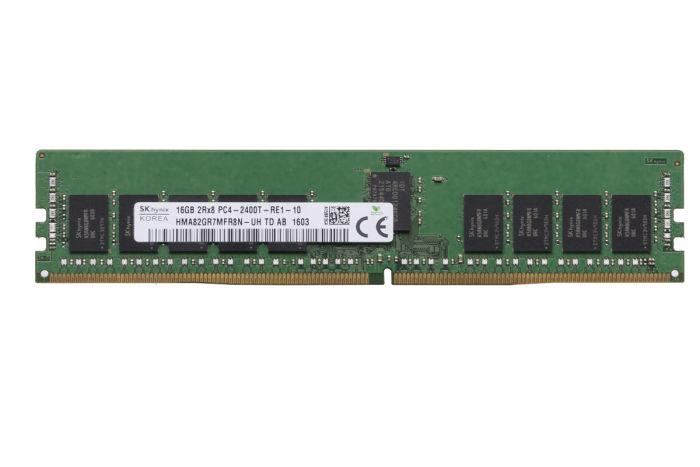 Hynix 16GB PC4-2400T-R HMA82GR7MFR8N-UH Ref