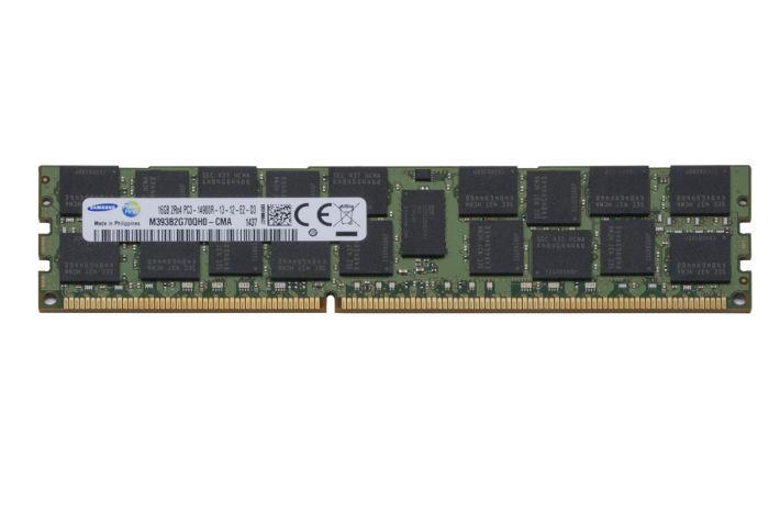 Samsung 16GB PC3-14900R M393B2G70QH0-CMA Ref