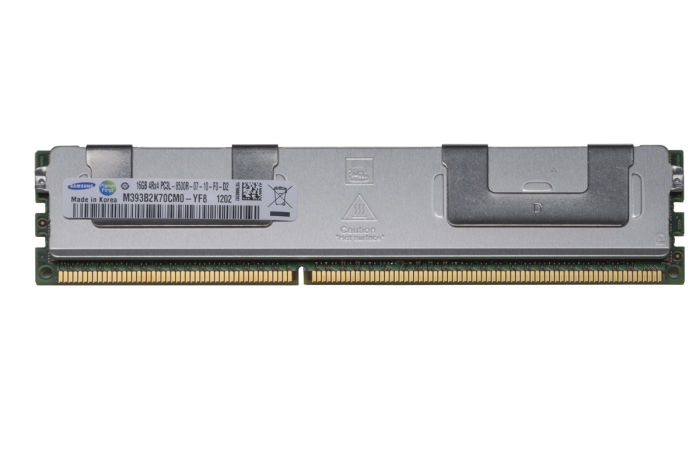 Samsung 16GB PC3L-8500R M393B2K70CM0-YF8 Ref