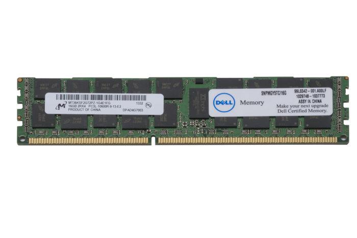 Dell 16GB PC3L-10600R MGY5T Ref