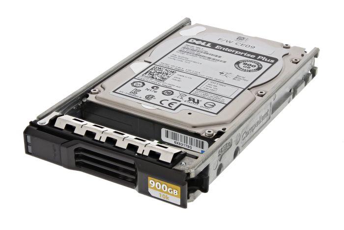 "Compellent 900GB 10k SAS 2.5"" 6Gbps Hard Drive - 05J9P"