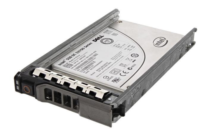 """Dell 200GB SSD SATA 2.5"""" 6G MLC Write Intensive 6P5GN"""