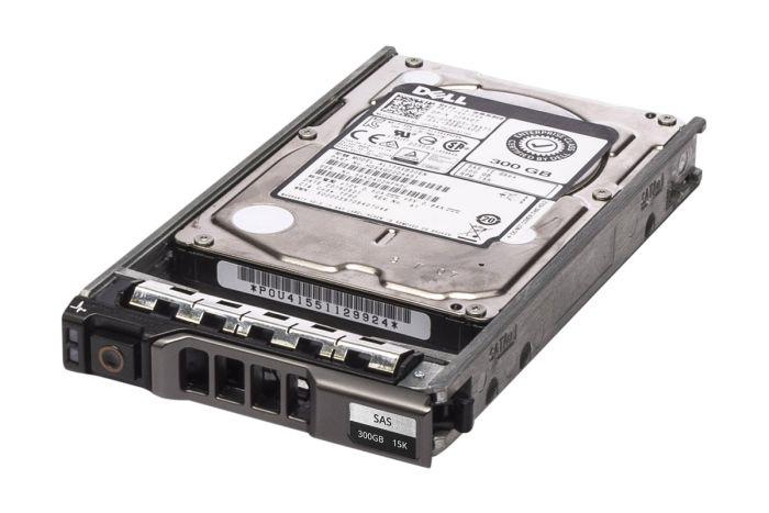"Dell 300GB SAS 15k 2.5"" 12G Hard Drive 0RVDT New Pull"